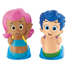 fisher price nickelodeon bubble guppies swim sational target