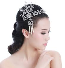 great gatsby hair accessories aliexpress buy 2014 the great gatsby rhinestone pearl hair