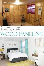 paint paneling how to paint wood paneling paint wood paneling woods and room