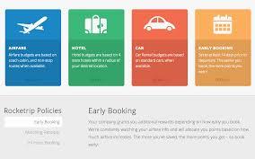travel management company images Rocketrip launches travel management platform proven to decrease png