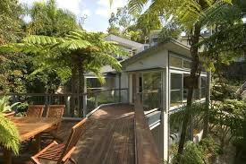 intimate house to nature tropical landscape design ideas home