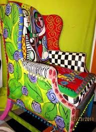 Bright Armchair Awesome Picasso Armchair This Would Be Great For A Reward Sit In
