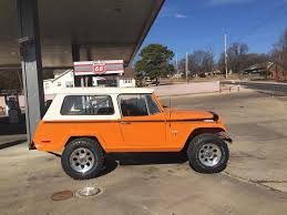 jeep commando custom jeepster commando 4 lift kit for 1971 73 kt4 171 73 just jeepsters