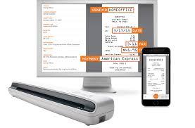 neatreceipts receipt scanner u0026 premium software bundle