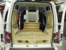 Ford Transit Connect Shelving by Earmark Car Audio Blog Commercial Van I