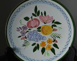 stangl pottery fruit and flowers stangl fruit etsy