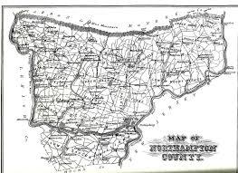 map of williamsport pa northton county pennsylvania atlas 1874