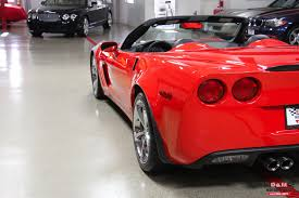 2010 chevrolet corvette grand sport convertible stock m6263 for