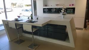 cuisine 9m2 avec ilot charmant plan de cuisine avec ilot central et amenagement avec