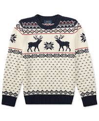 sweaters boys ralph reindeer knit sweater big boys 8 20 sweaters