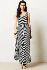 anthropologie a different stripe maxi dress fashion dresses