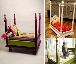 end table dog bed diy diy royal pet bed diy cozy home