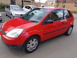 for sale 2005 ford fiesta 1 2 petrol manual low milade in