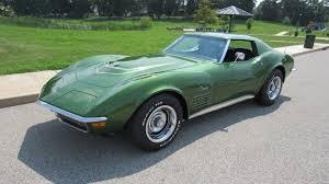 1972 corvette lt1 1972 chevrolet corvette lt1 coupe s95 chicago 2016