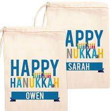 personalized gift bags personalized gift bag happy hanukkah
