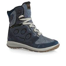 womens boots vancouver wolfskin s vancouver waterproof boots blue
