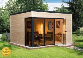bureau de jardin design abri de jardin pas cher cubilis weka architectures diverses