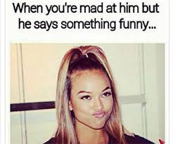 Angry Boyfriend Meme - 20 images that describe you when you re mad at bae gurl com gurl com