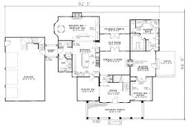 Scale Floor Plan Welwyn Luxury Home Plan 055s 0003 House Plans And More