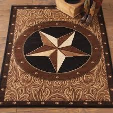 Cheap Southwestern Rugs Area Rugs With The Texas Star On It Texas Star Area Rug Ideas