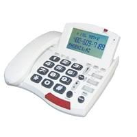 Talking Clock For The Blind Maxiaids Amplified Talking Corded Cordless Telephones