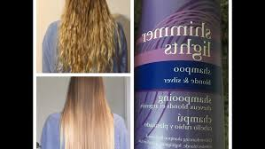 clairol shimmer lights before and after clairol shimmer lights review 6 clairol shimmer lights purple