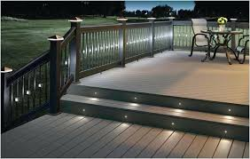 solar deck step light wonderful solar stair lights for deck