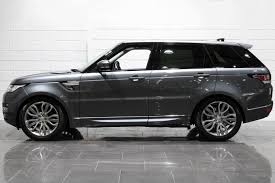 range rover sport white 2017 used 2017 land rover range rover sport for sale in north yorkshire