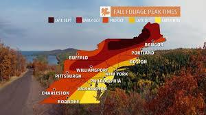 pennsylvania fall foliage