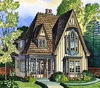 Storybook Cottage House Plans 569 Best Cottages Images On Pinterest Storybook Cottage