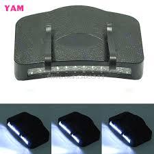 best hat clip light black 11 led flashlight cing clip on cap hat light g205m best
