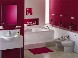 Red Bathroom Ideas Pink And Brown Bathroom Ideas
