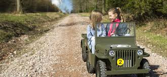mini jeep for kids ultimate kids electric ride on cars official toylander site