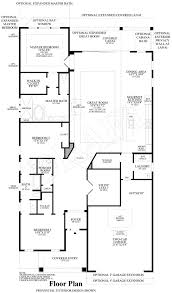 embassy suites floor plan coastal oaks at nocatee heritage collection the captiva home