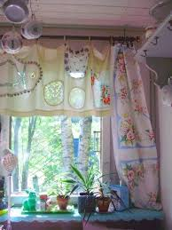 Cottage Kitchen Curtains by 144 Best Kitchen Curtain Fabric Ideas Images On Pinterest