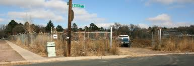 which corner does a st go on does 19th st detention pond need a fence city engineers explore