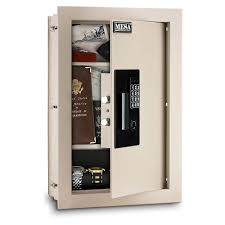 Wall Mounted Gun Safe Wall Safes High Security Fire And Burglary Wall Safes