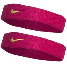 sweat headbands 2 nike swoosh athletic sweat headbands for men women sports