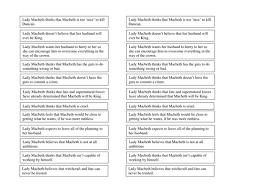 macbeth worksheets by oops vip teaching resources tes