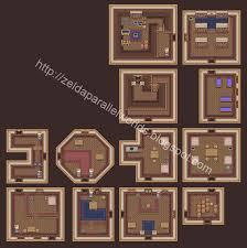 The Legend Of Zelda A Link Between Worlds Map by The Legend Of Zelda Parallel Worlds Walkthrough 004 Castle