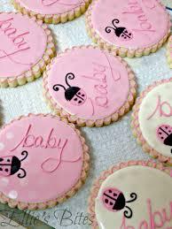 Ladybug Themed Baby Shower Cakes - september 2013 ellie u0027s bites decorated cookies