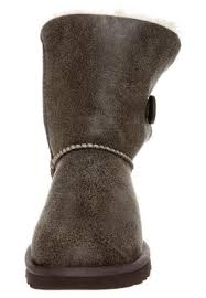 womens ugg bomber boots ugg bailey button bomber boots chocolate 134 37