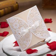 Personal Wedding Invitation Cards Online Buy Wholesale Blank Flower Cards From China Blank Flower