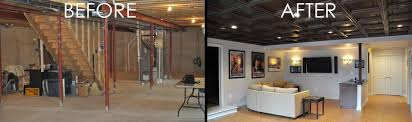 Basement Building Costs - finished basement a smart investment