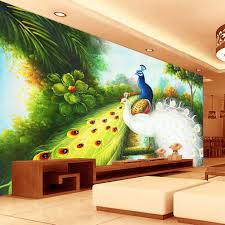 peacock decorations for home pea decor living room best ideas