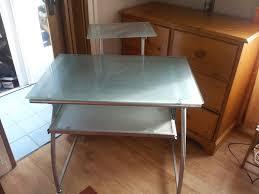 bureau metal et verre achetez bureau metal et occasion annonce vente à 75 wb156370712