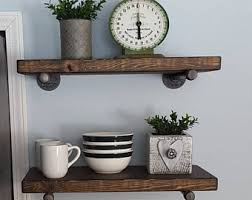 on the shelf accessories kitchen shelf etsy