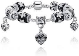 bracelet beads pandora style images Buy 925 silver bracelet glass beads pandora style charm bracelets jpg