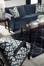 Blue Living Rooms by Best 20 Navy Blue Couches Ideas On Pinterest Blue Living Room