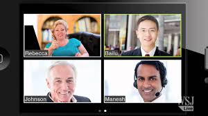 Free Live Video Chat Rooms by Tech Review Group Video Chat Service Zoom Us Wsj U0027s Walt